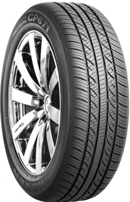 CP671 Tires